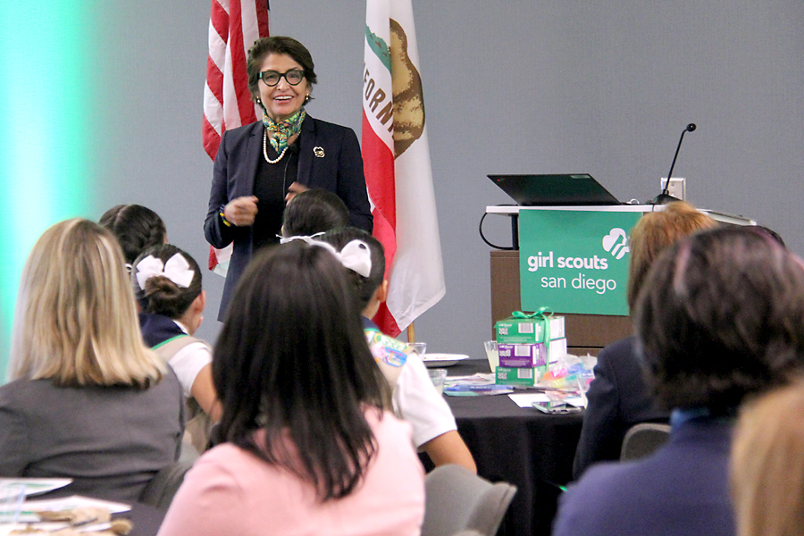 Girl Scouts of the USA CEO